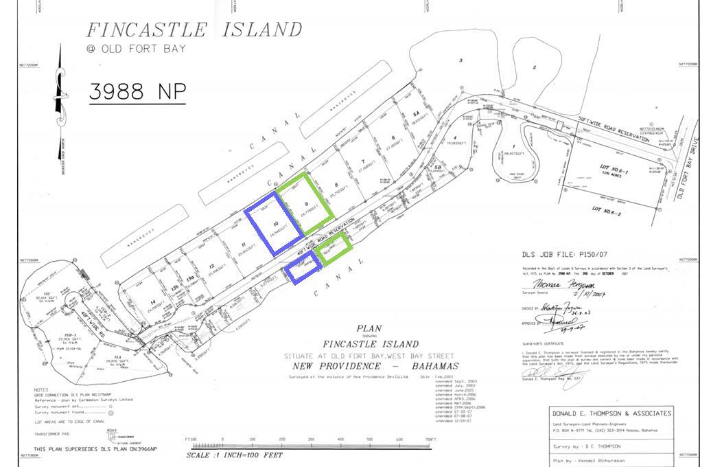 #10 Fincastle Lot, Old Fort Bay