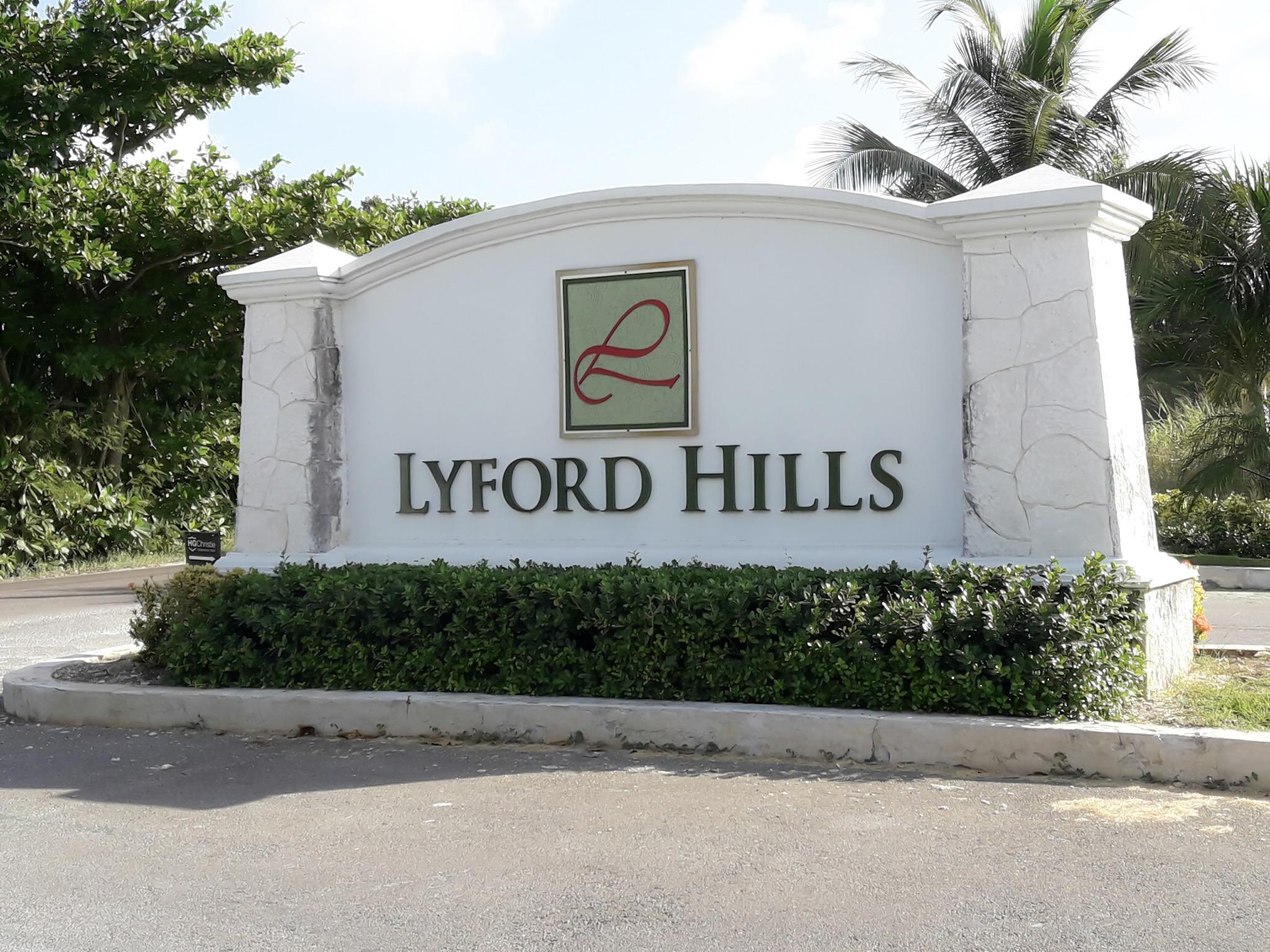 Lot #58 LYFORD HILLS