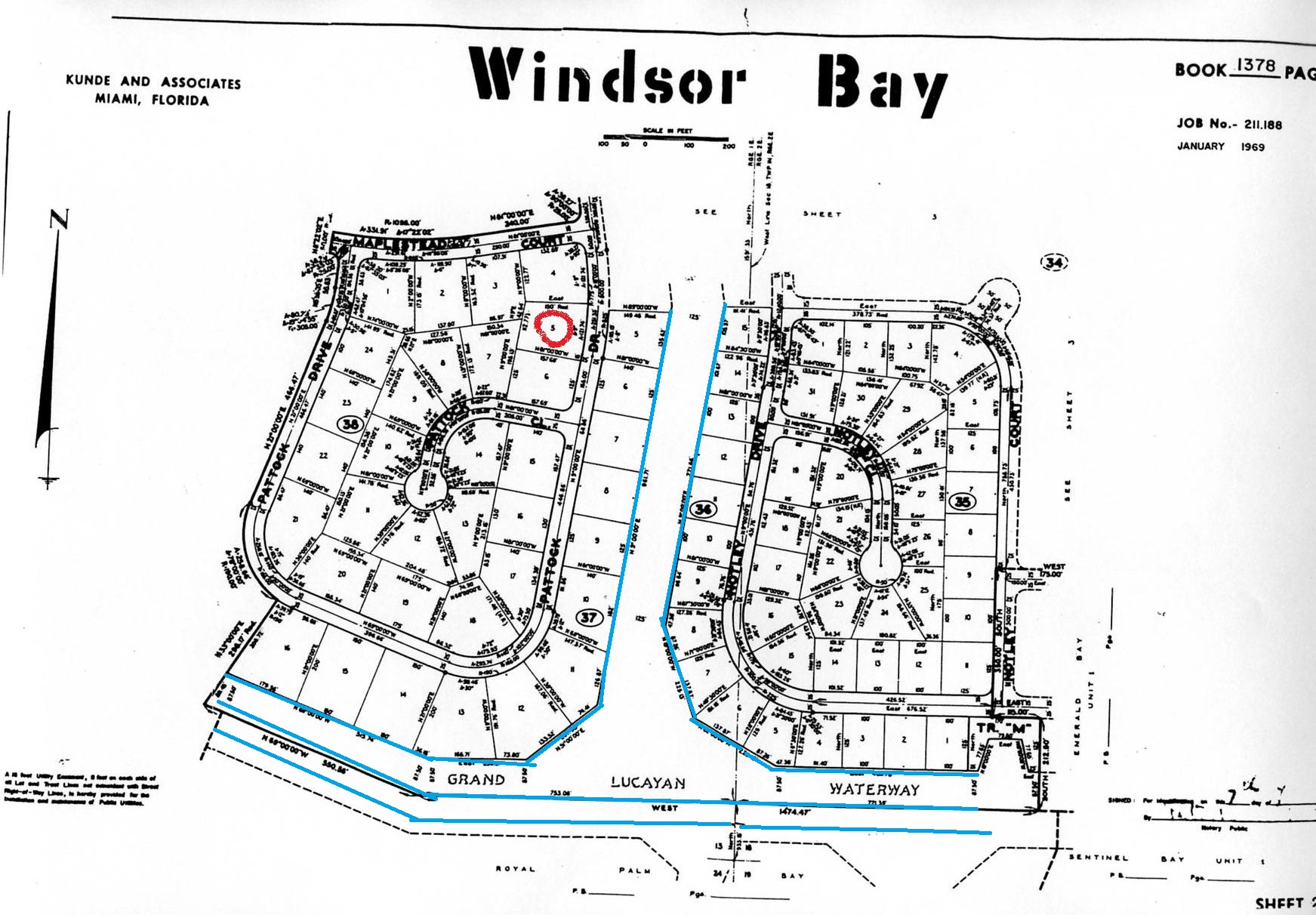 Windsor Bay, Block 38, Lot 5